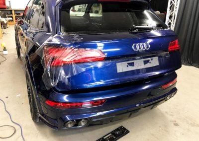 Steinschlagschutzfolie Audi SQ5